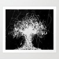 Tree, Oak  Art Print