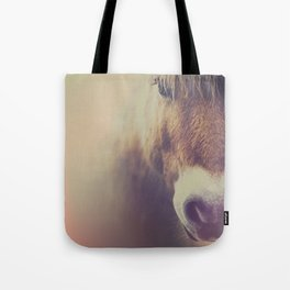 Tote Bag - The curious girl - HappyMelvin