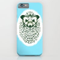 iPhone & iPod Case featuring hedgehog by barmalisiRTB