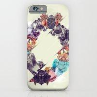 iPhone & iPod Case featuring Chrysocolla by Carolina Nino
