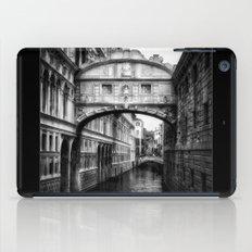 Ponte dei Sospiri | Bridge of Sighs - Venice  iPad Case