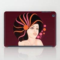 Snail Lady iPad Case