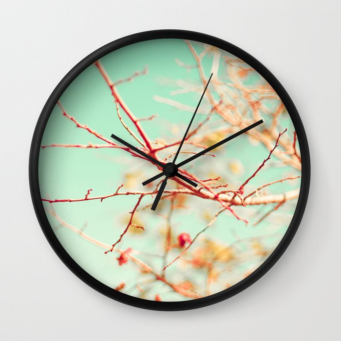 without wall clock by ac photography society6
