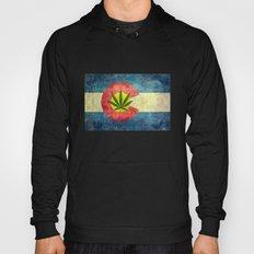 Retro Colorado State Fla… Hoody