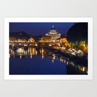 Saint Peter's Cathedral … Art Print