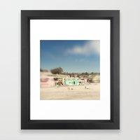Little Italy Framed Art Print