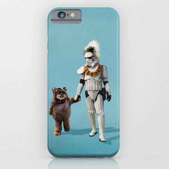 Star Wars Buddies iPhone & iPod Case