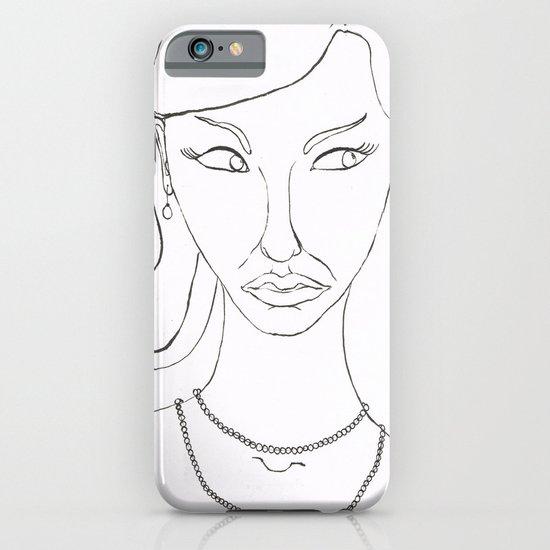 Irene iPhone & iPod Case