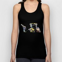 Han Shot First Unisex Tank Top