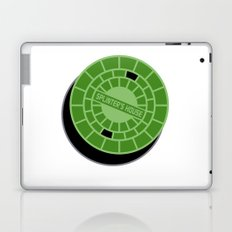 Splinter's house Laptop & iPad Skin