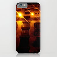 iPhone & iPod Case featuring Night Crest 2 by Art Pass