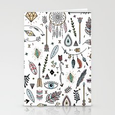 Boho Stationery Cards