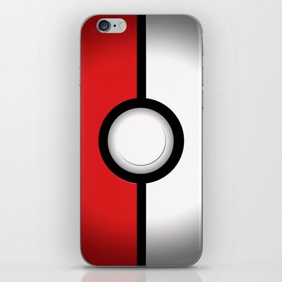 Gotta catch ém all iPhone & iPod Skin