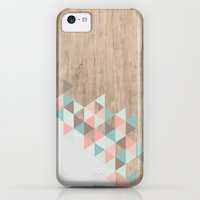 iPhone 5c Cases featuring Archiwoo by Marta Li