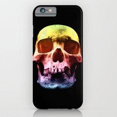 Pop Art Skull Face iPhone 6 Slim Case