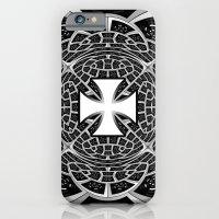 Cross pattée iPhone 6 Slim Case