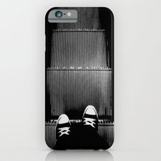 Up The Down Escalator iPhone 6 Slim Case