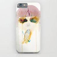 iPhone & iPod Case featuring Tunnel Vision Pt.2 by LITTLE SOUL