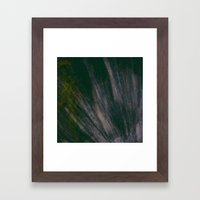 Puddle Spash  Framed Art Print