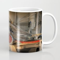 1960's Training Jet. Chrome Plated! Mug