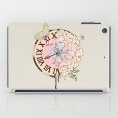Il y a Beauté dans le Temps (There is Beauty in Time) iPad Case