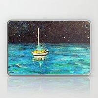Sailboat Under The Stars Laptop & iPad Skin