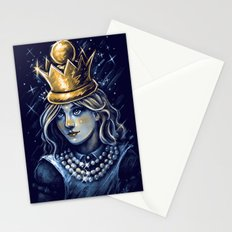 Queen Alice Stationery Cards