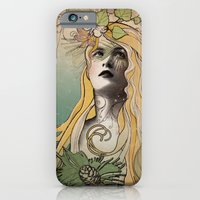iPhone & iPod Case featuring Anastasia by Susan Burghart