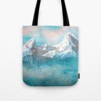 MOUNTAIN SCAPES | Watzmann Tote Bag