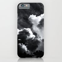 iPhone Cases featuring Storm Brewing by Roger Wedegis