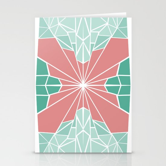 The Deco Stationery Card