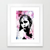 The Way It Has Always Been Framed Art Print