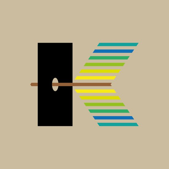 K like K Art Print