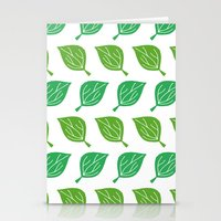 LEAFY Stationery Cards
