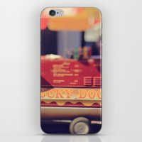 New Orleans Lucky Dogs iPhone & iPod Skin