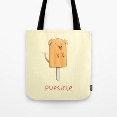 Pupsicle Tote Bag
