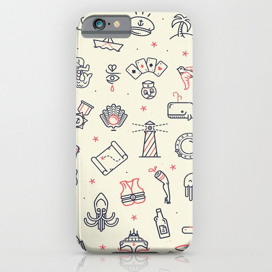 Ahoy! Icons iPhone & iPod Case