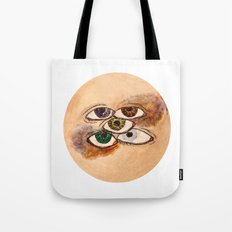 EyesScope Tote Bag