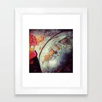 & IWork Framed Art Print