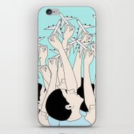 FLY FREE iPhone & iPod Skin