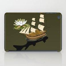 The Wandering dutch. iPad Case
