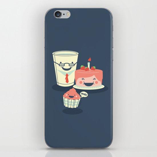Oh! my sweet little cupcake. iPhone & iPod Skin