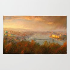 View of Budapest Rug