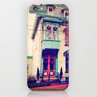 iPhone & iPod Case featuring Home For The Holidays by DeLayne