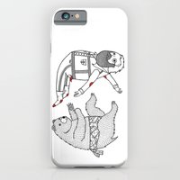 On The Bear's Uncontroll… iPhone 6 Slim Case
