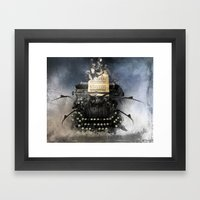 Piandemonium - Writers' … Framed Art Print