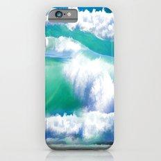 Ocean Waves iPhone 6 Slim Case