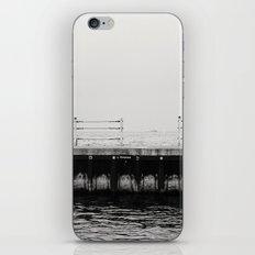 Chicago's Diversey Harbor iPhone & iPod Skin