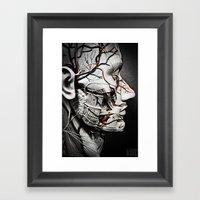 Inside Out 101 Framed Art Print