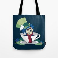 A Nice Cup Of Tea Tote Bag